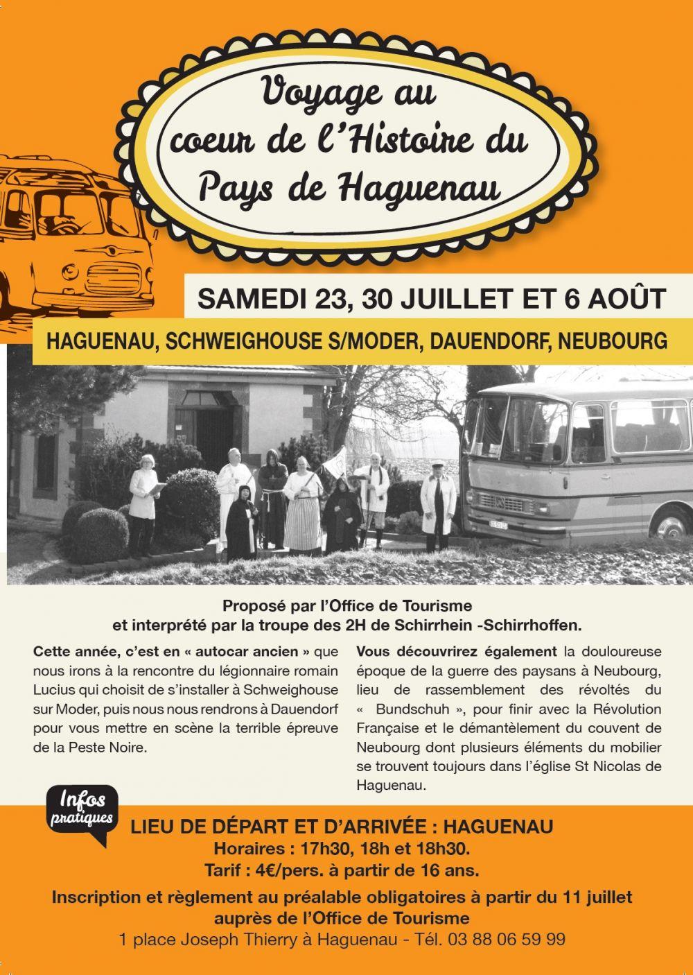 Voyage au coeur de l 39 histoire - Office du tourisme le neubourg ...